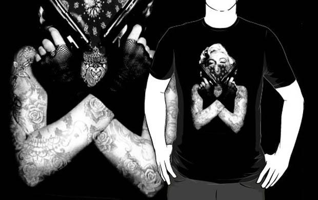 Monroe Swag T-Shirt