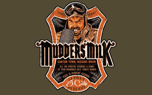 Mudders Milk T-Shirt