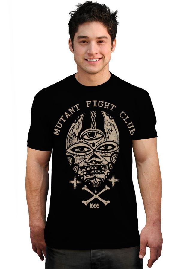 Mutant Fight Club T-Shirt