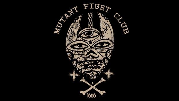 Mutant Fight Club Tee Shirt
