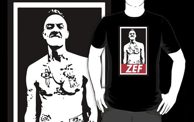 Ninja ZEF T-Shirt