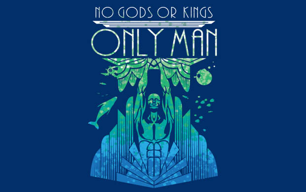 No Gods or Kings T-Shirt