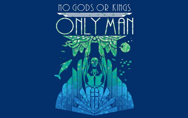 No Gods or Kings T-Shirt