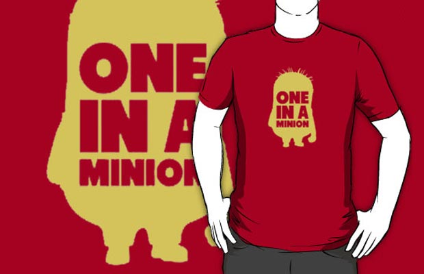 One In A Minion T-Shirt