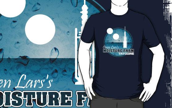 Owen Lars Moisture Farm T-Shirt