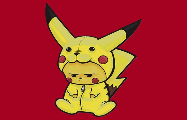 Pikachu dressed as Pikachu T-Shirt