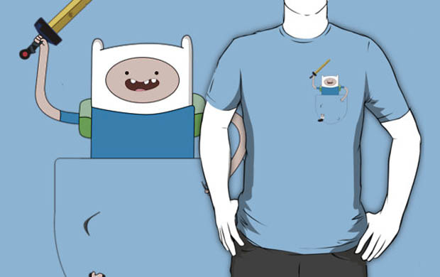 Pocket Finn T-Shirt