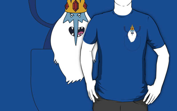 Pocket Ice king T-Shirt