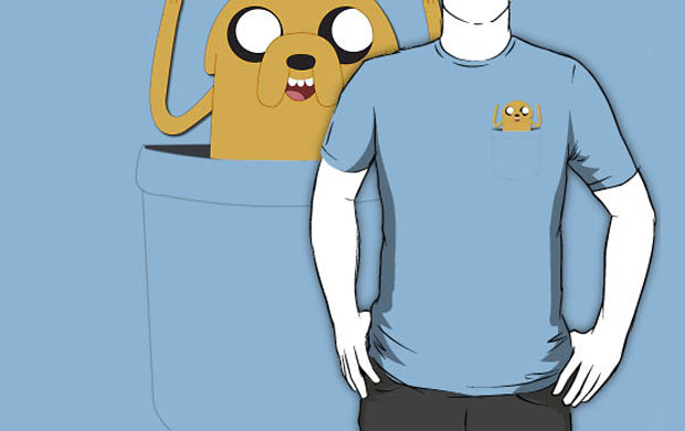 Pocket Jake T-Shirt