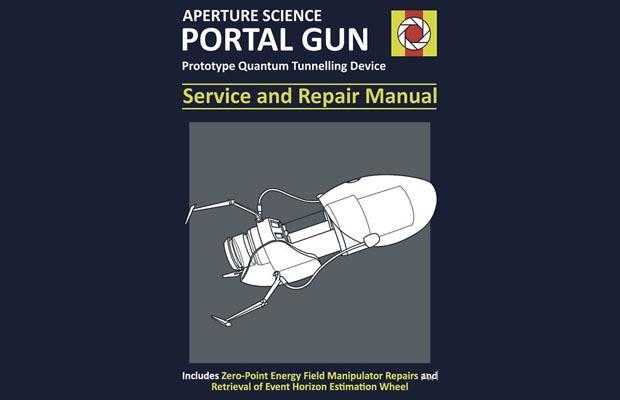 Portal Gun Manual T-Shirt