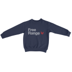 free range sweatshirt from Sawyer kids brand