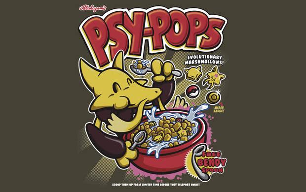 Psy-Pops T-Shirt
