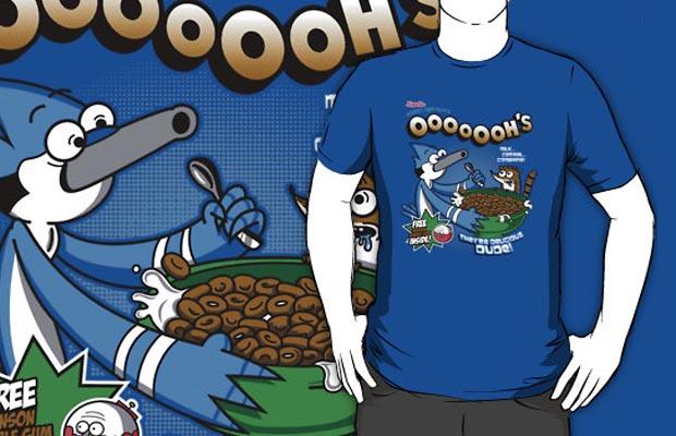 Regular ohs Cereal T-Shirt