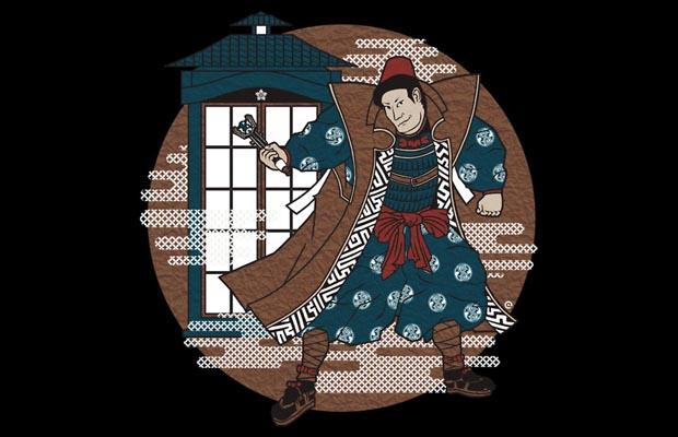 Sensei Who T-Shirt