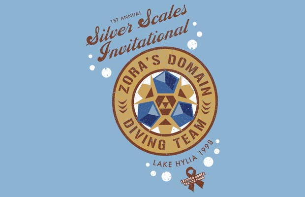 Silver Scales Invitational T-Shirt