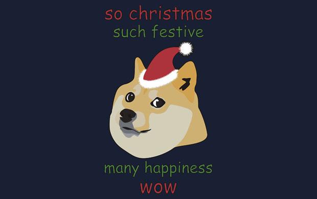 So Christmas Doge T-Shirt
