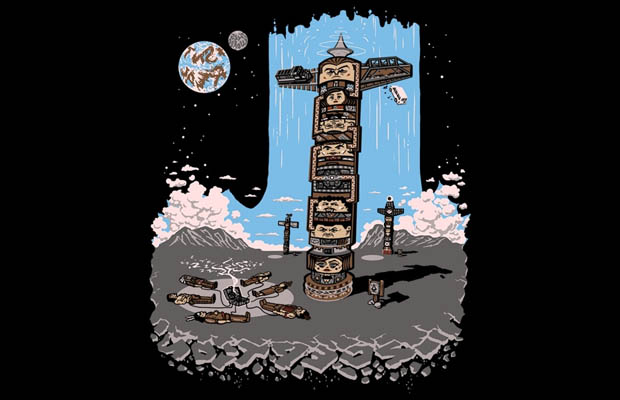Spirits of Inception T-Shirt