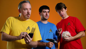 Star Trek Costume T-Shirt