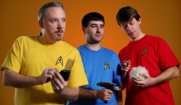 Star Trek Costume T-Shirt