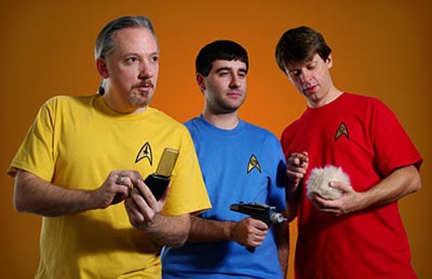 Star Trek Costume T-Shirts