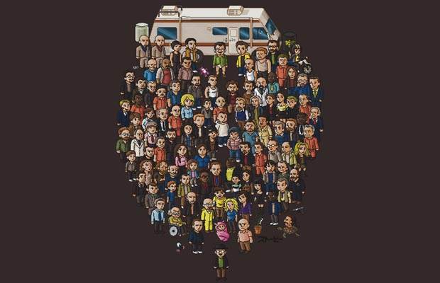Super Breaking Bad T-Shirt