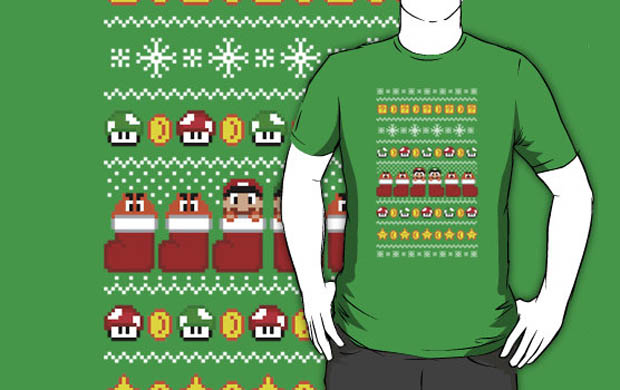 Super Ugly Christmas Sweater T-Shirt