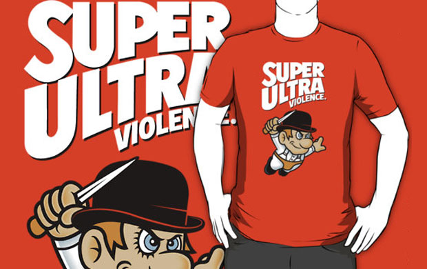 Super Ultra Violence T-Shirt