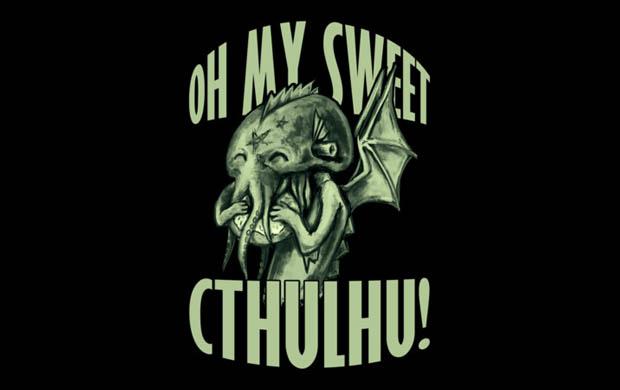 Sweet Cthulhu T-Shirt