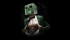 Minecraft TNT T-Shirt
