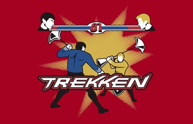 TREKKEN T-Shirt