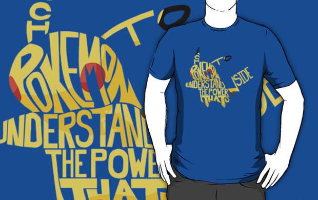 Teach Pokemon T-Shirt