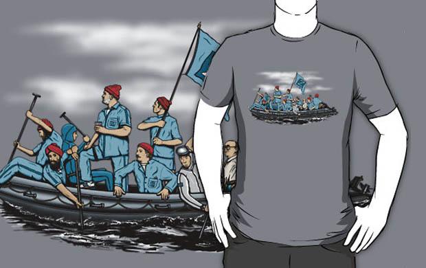 Team Zissou 2 T-Shirt