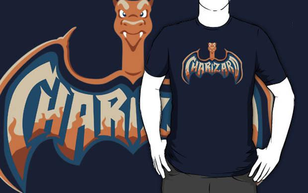 The Burning Crusader T-Shirt