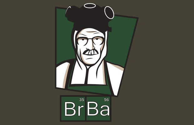 The Cook of Breaking Bad T-Shirt