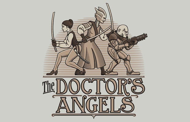 The Doctors Angels T-Shirt
