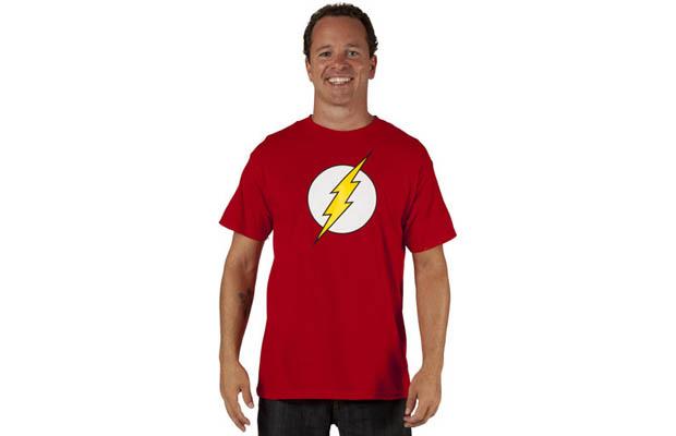 The Flash Costume T-Shirt