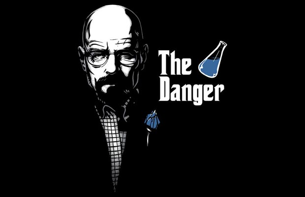 The Godfather of Danger T-Shirt