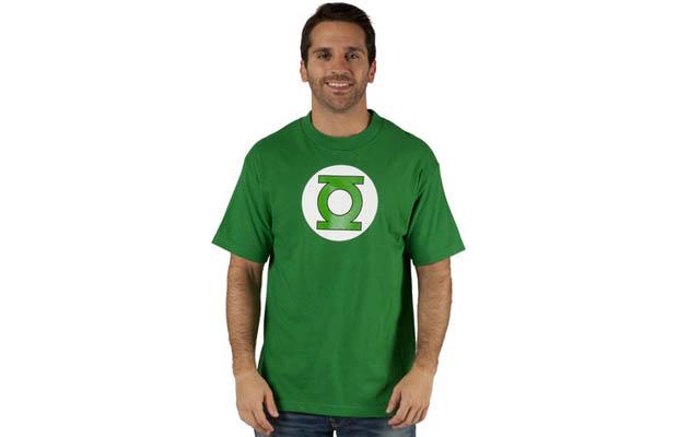 The Green Lantern Costume T-Shirt
