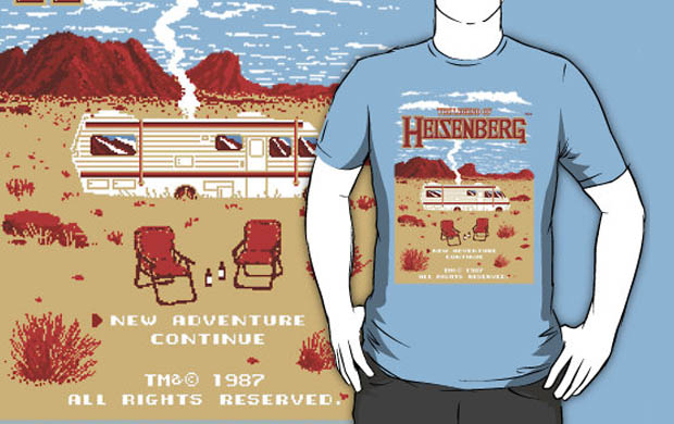The Legend of Hiesenberg T-Shirt