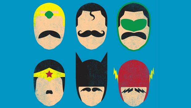 The Mustache League T-Shirt