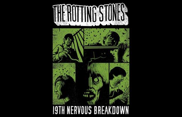 The Rotting Stones T-Shirt