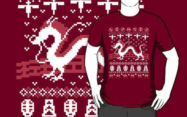 The Spirits of Christmas Sweater T-Shirt