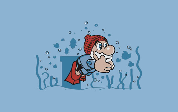 The Warp Aquatic T-Shirt
