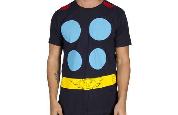 Thor Costume T-Shirt