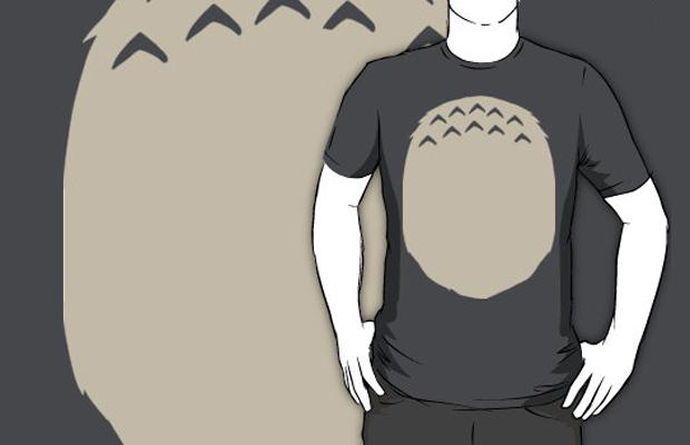 Totoro Costume T-Shirt