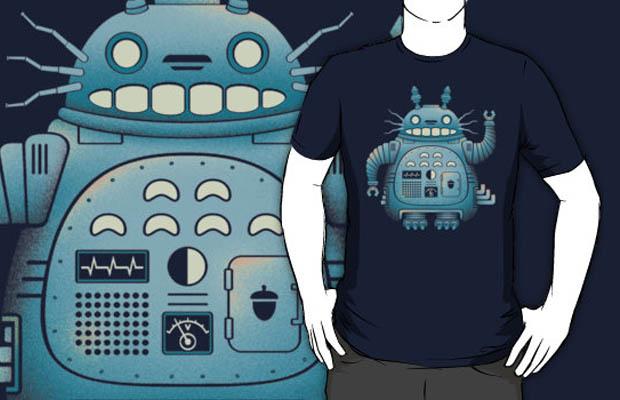 Totorobot T-Shirt