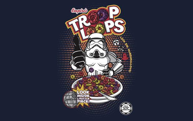 Troop Loops T-Shirt