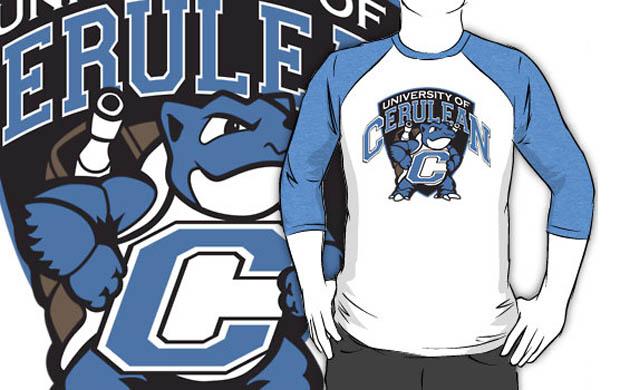 University of Cerulean City T-Shirt
