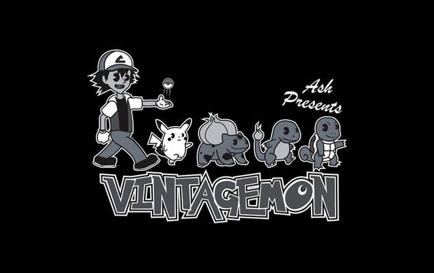 Vintagemon T-Shirt