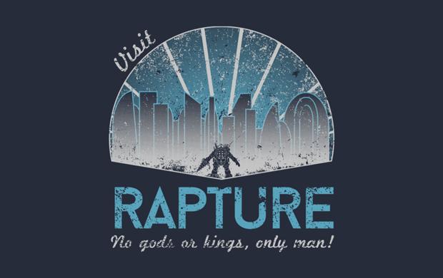 Visit Rapture T-Shirt